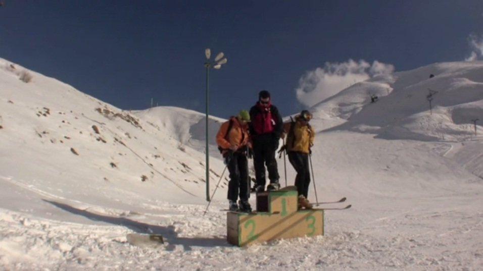 Más videos de esquí en Irán