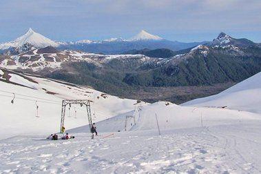 Positivo Balance en Centro de Ski Antillanca