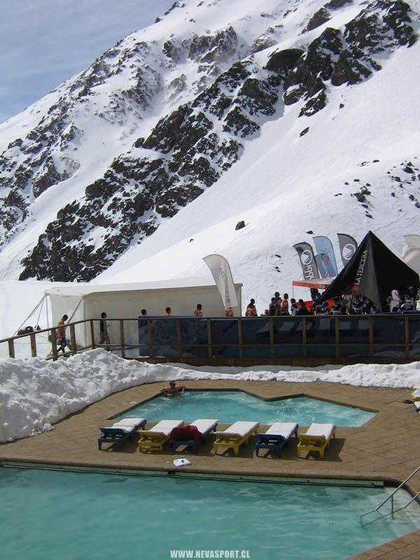 Rugby extremo en portillo nevasport chile for Piscinas portillo