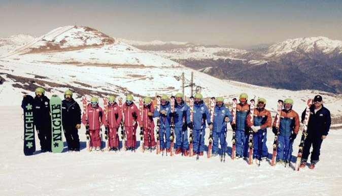 Instructores chilenos asistirán a Congreso Mundial Interski 2015