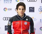 "Martí Vigo: ""Me gustaría clasificarme para los JJOO de PyeongChang'18"""