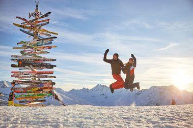 Ischgl va a hacer un montón de cosas para aislar al COVID de los esquiadores