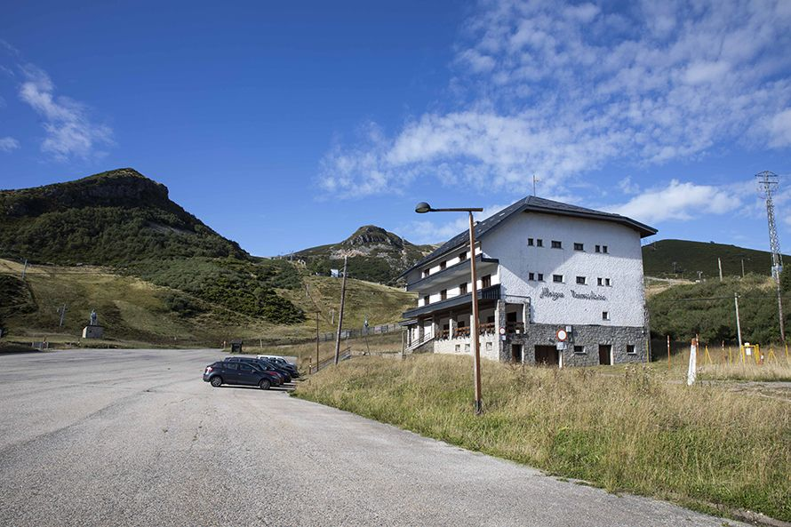 Albergue Universitario del Brañillin en Valgrande Pajares