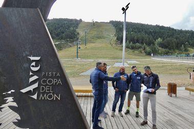 Los Campeonatos del Mundo de esquí alpino Andorra 2027 dan su primer paso oficial