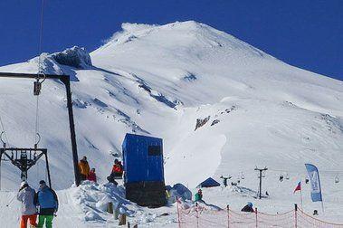 Centro de ski Pucón abre mañana Miércoles
