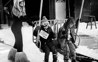 El año que Playboy fundó su propia estación de esquí