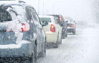 Francia obligará a llevar neumáticos de invierno en los Alpes