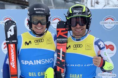 Nuevos éxitos de Juan del Campo y Aingeru Garay para la RFEDI