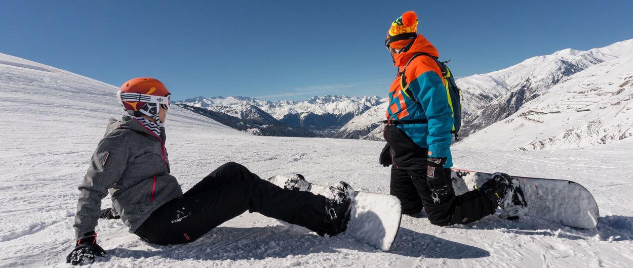 La mejor cámara de fotos para un esquiador