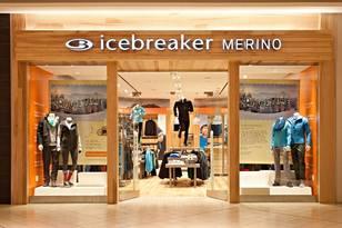 Icebreaker: a la nieve con capa de merino