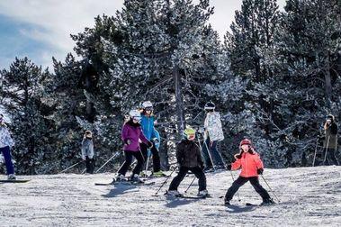 Valdelinares se hace más grande con una nueva pista de esquí