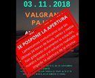 Valgrande-Pajares suspende la apertura de pistas para el esquí