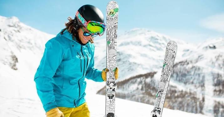 Colección Blossom Skis 2019/2020