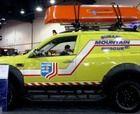 Subaru Mountain Rescue....el gadgeto coche de los pisteros