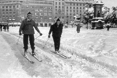 """50 años de """"la nevada"""""""