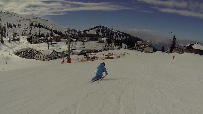 Tres propósitos para esquiar mejor este nuevo año