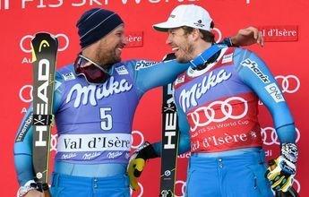 Vuelve el doblete noruego: Jansrud y Svindal ganan en Val d'Isère