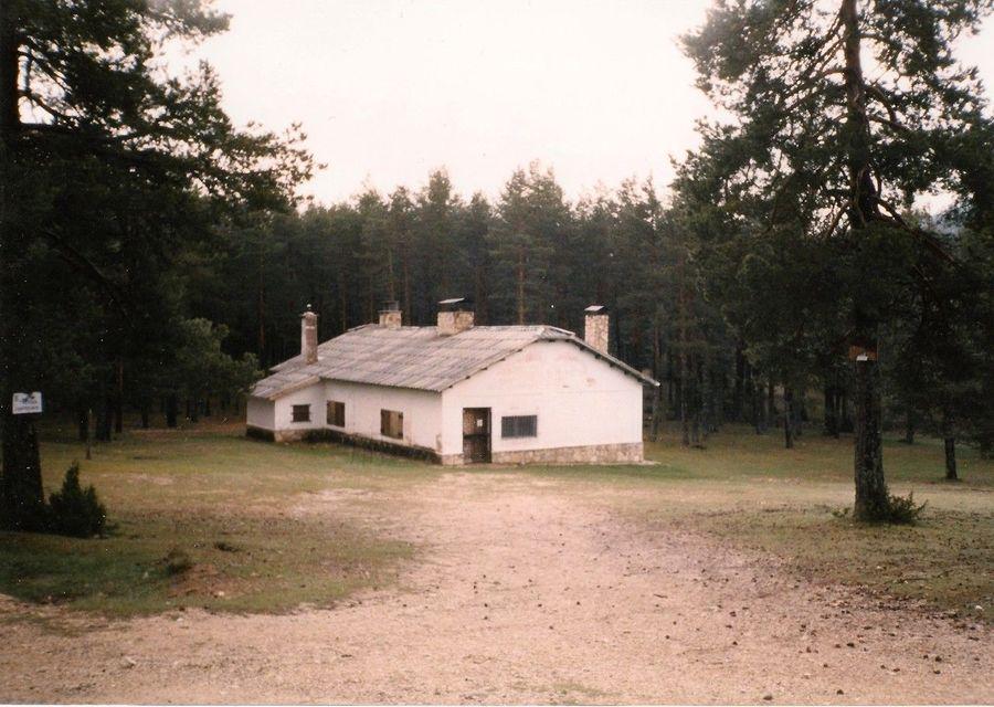 Refugio forestal ICONA