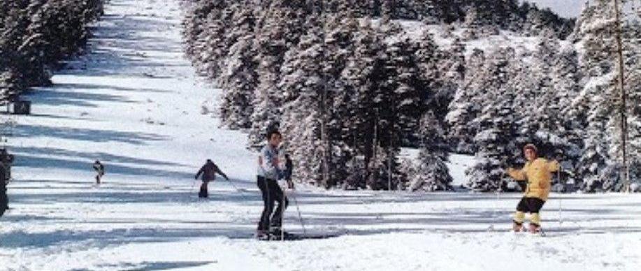 """Estación de Esquí """"La Mogorrita"""" (Cuenca). Proyecto olvidado. (1° parte)"""