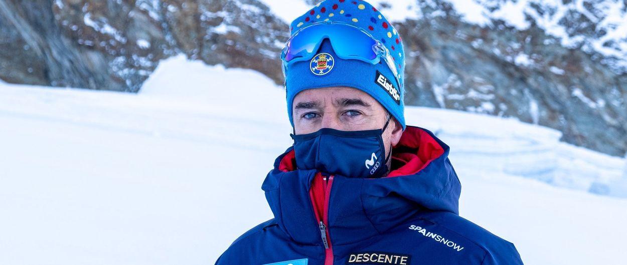 May Peus pide a las autoridades españolas permitir la práctica de los deportes de nieve