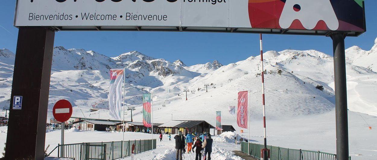 Francia presiona a España para que cierre nuestras estaciones de esquí