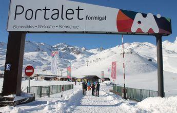 La Guardia Civil controlará que no entren a Aragón esquiadores de fuera de la Comunidad