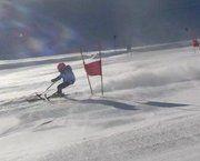 Fin del primer bloque de carreras del Equipo Nacional de Esquí Adaptado