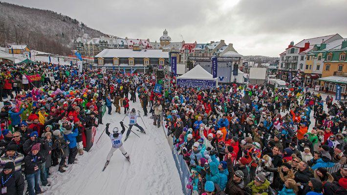24 h ski tremblant