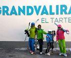 Esquiar en Navidad