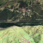 Vistas Google Earth La Molina 2016-17