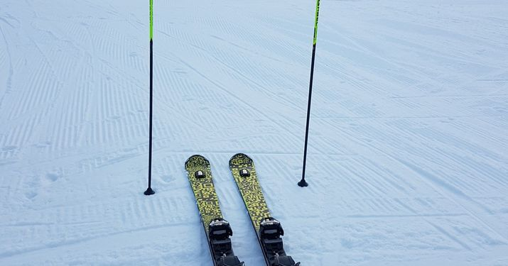 ¡Último día del sorteo de esquís!