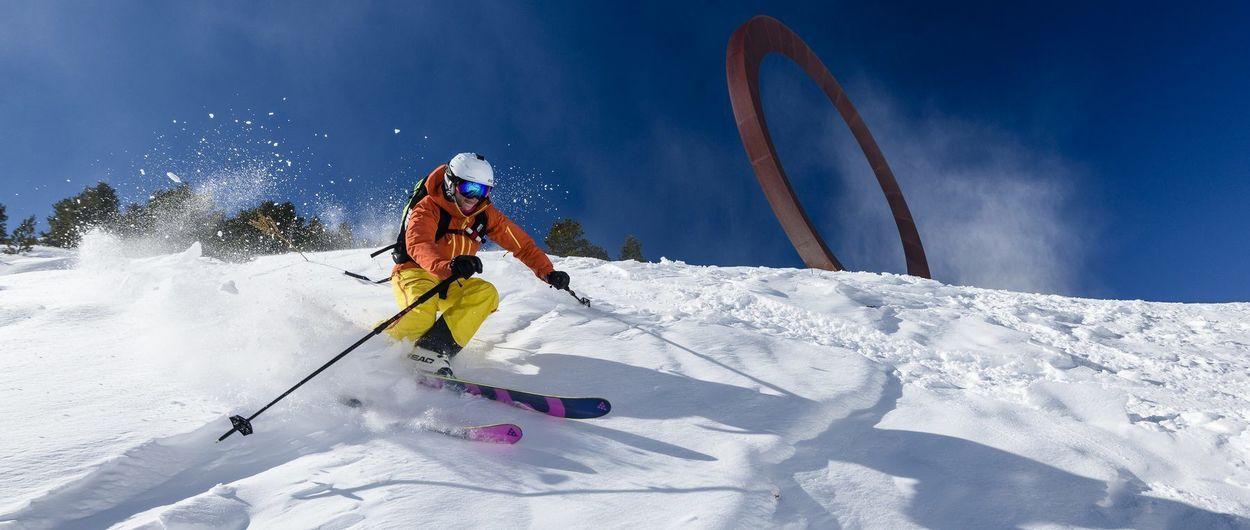 Ordino Arcalis lanza nuevos forfaits de esquí junto a Grandvalira