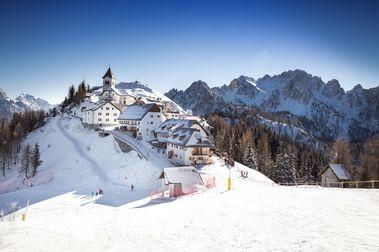 Italia abrirá su temporada de esquí el próximo 18 de enero