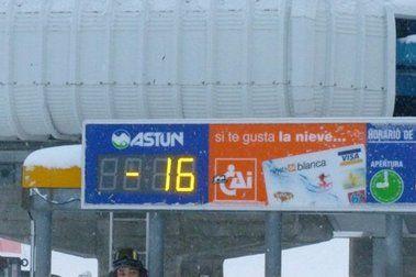 Astún y Candanchú: Jueves 2/2/2012