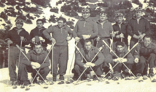 viajes de esqui enero 2007: