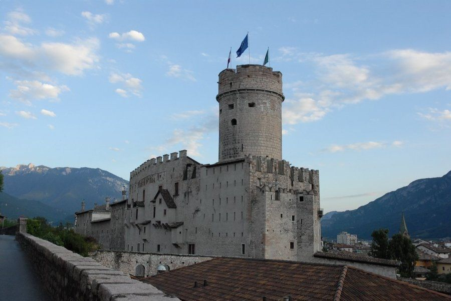 Castillo de Trentio