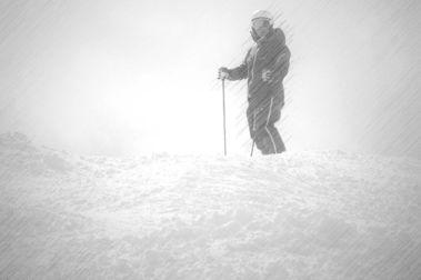 Visualización para fluir en el esquí. Capítulo XII