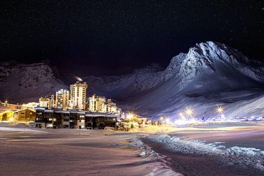 Catedrales del Powder - TOP Mundial Estaciones de esquí más nevadas