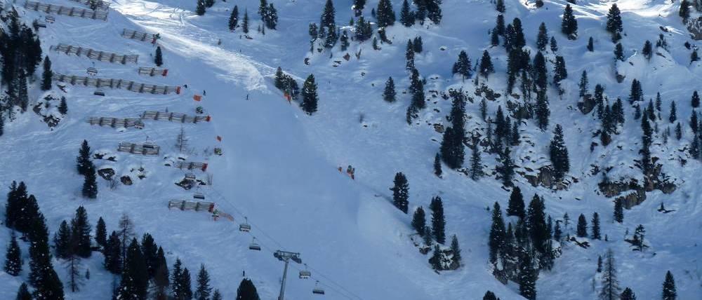 Pistas míticas - Harakiri (Mayrhofen)