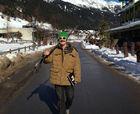 En la cuna del esquí