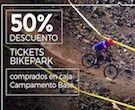 Descuentos en Bikepark La Parva