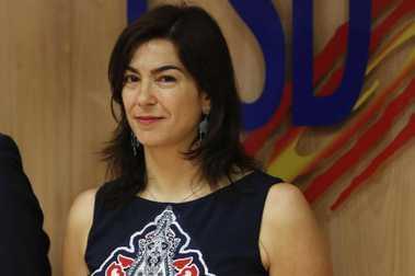Maria José Rienda vuelve a Sierra Nevada tras salir del CSD