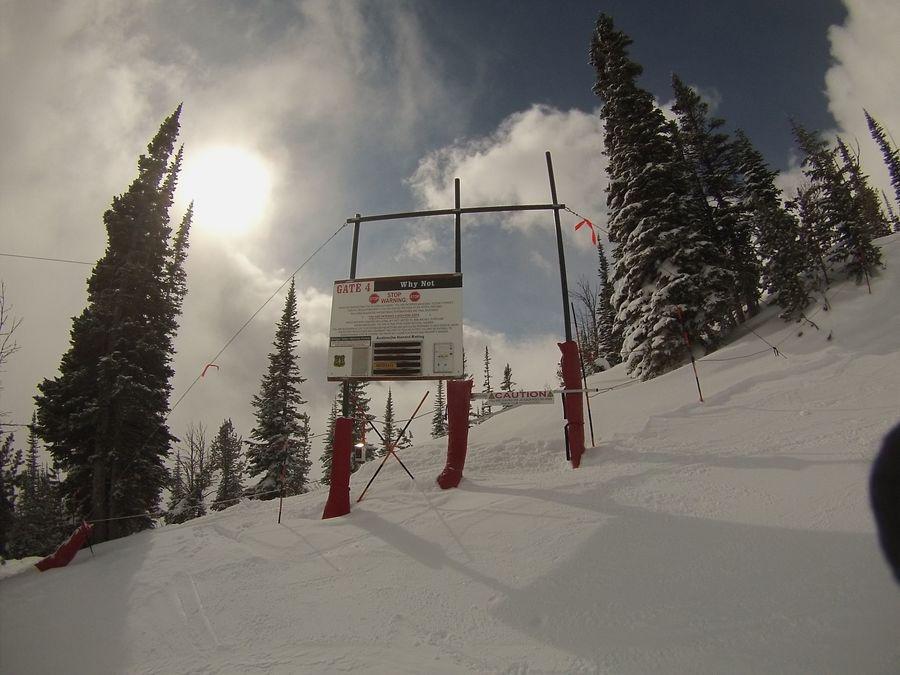 Esquí en Nueva York VIII (Final) - Jackson Hole