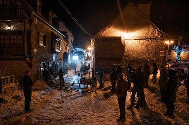 """La Val d'Aran se suma al rodaje de Netflix """"A mil kilómetros de la Navidad"""""""