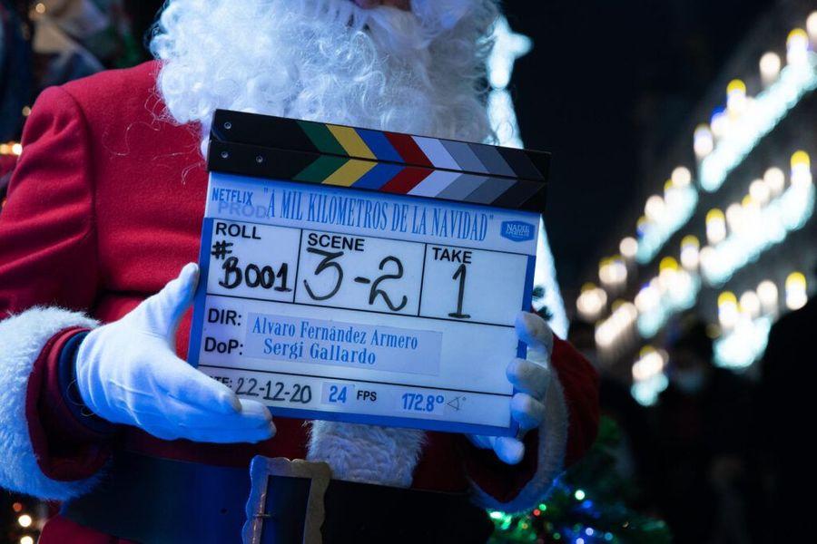 A mil kilometros de la Navidad se rodará en Madrid, Benasque y Arties