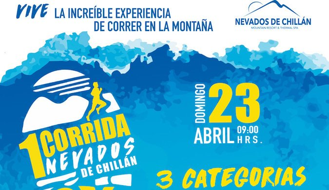 1ª Corrida Familiar Nevados de Chillán