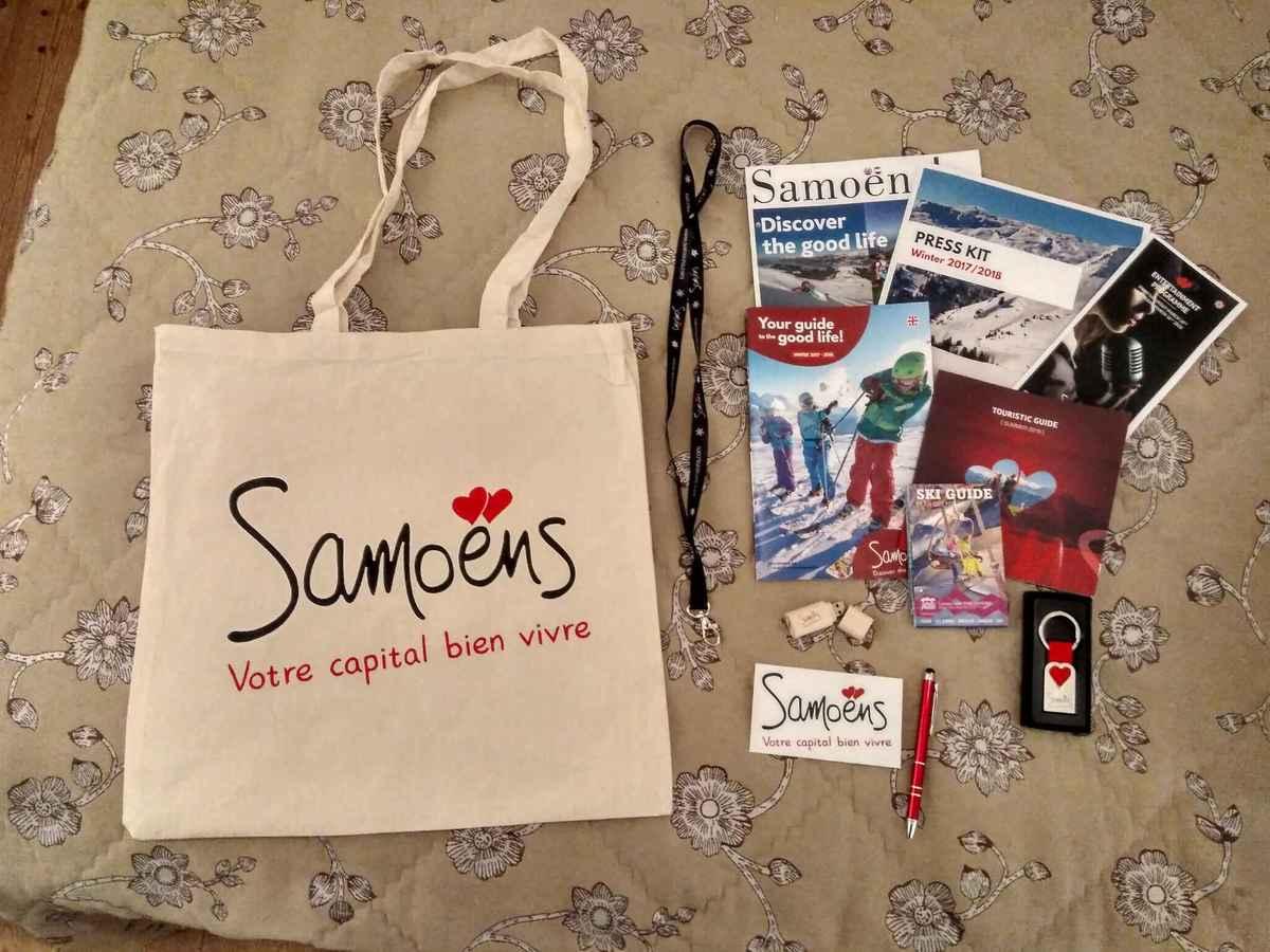 Viaje a Samoëns - dominio Grand Massif
