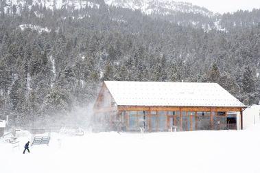 La nevada mejora notablemente las pistas de esquí en Grandvalira