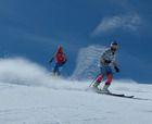 Y después de mas de 5 meses esquiando...FIN!