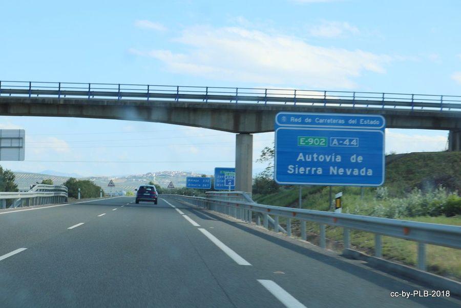 Puente de mayo 2018 en Sierra Nevada